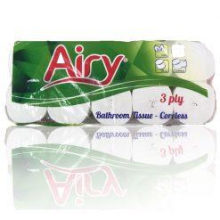 giấy vệ sinh airy không lõi
